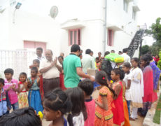 Inaugurational event at hosur hostel1