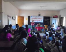 TB_awareness_at_government_school_bangalore1
