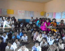 TB_awareness_at_government_school_bangalore2