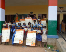 TB_awareness_at_government_school_bangalore3